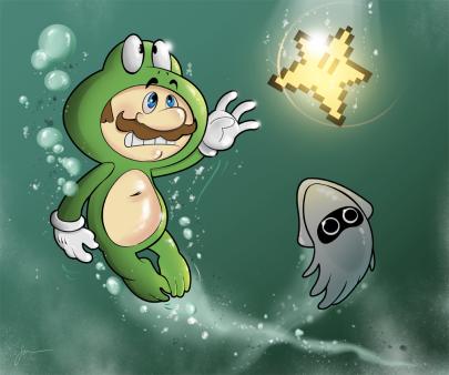 Mario_Frog